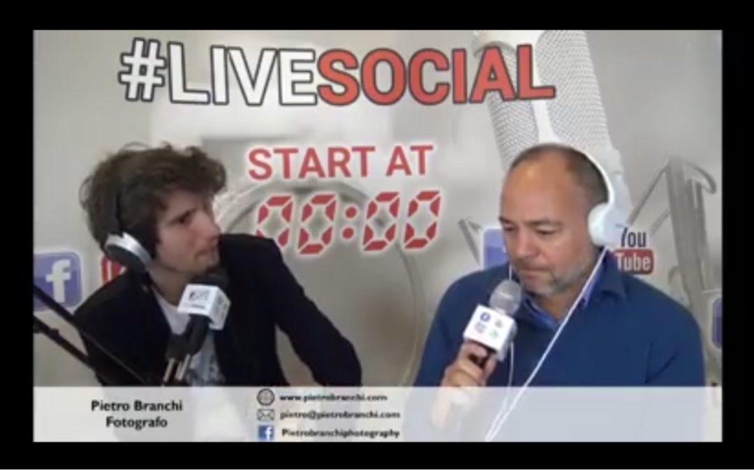 Aprile 2019, Radio Lombardia